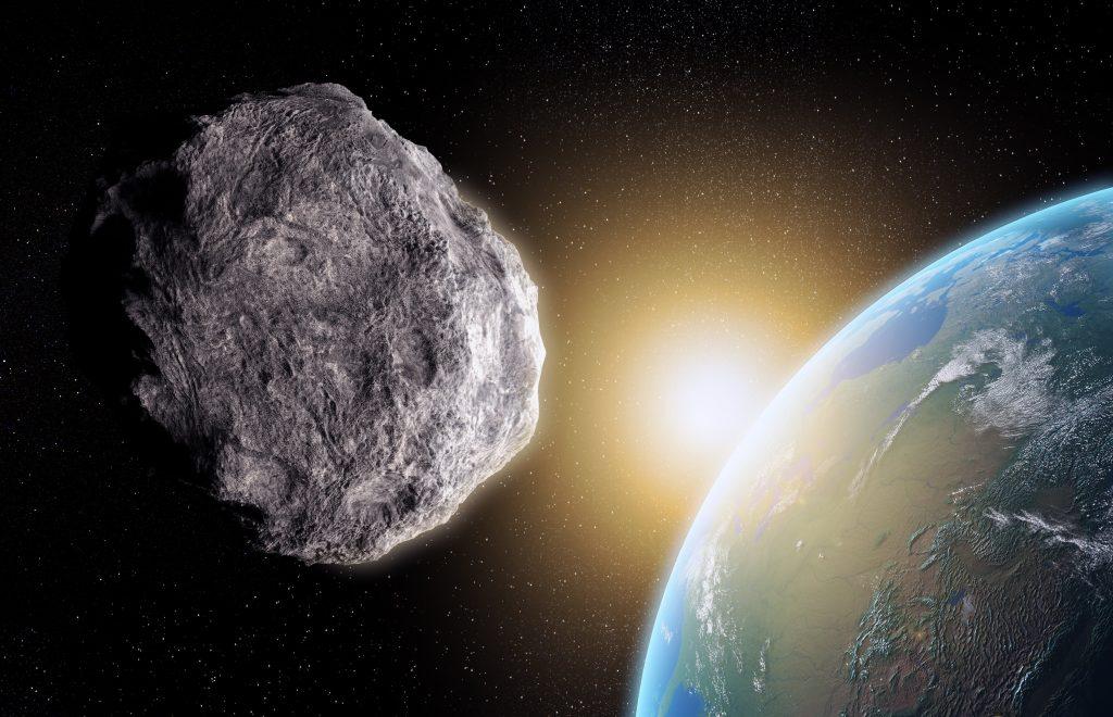 Через несколько дней к Земле приблизится потенциально опасный астероид | CityTraffic