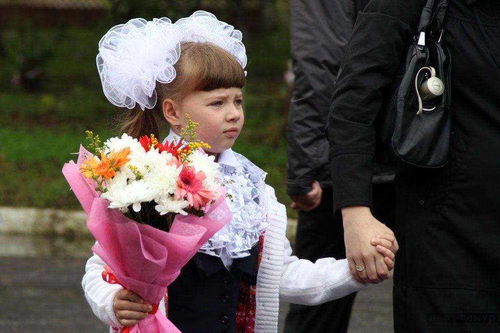 В Тольятти 1 сентября в школу пойдут 8277 первоклассников | CityTraffic