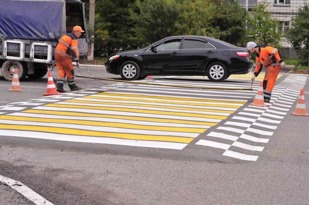 В Самаре на улице Мира установят новый пешеходный переход с искусственными неровностями | CityTraffic