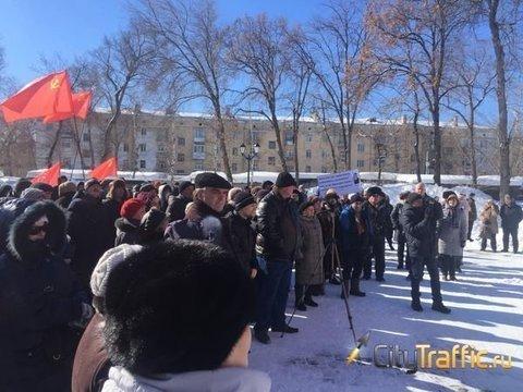 В Самаре коммунисты хотят вновь выйти на митинг