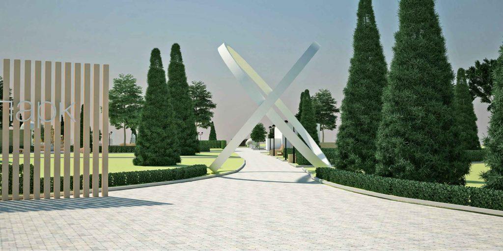 Готовность «Итальянского сквера» в Тольятти составляет лишь 15% | CityTraffic