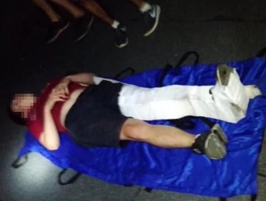 В Тольятти с крыши недостроенного здания спасатели эвакуировали подростка с открытым переломом ноги | CityTraffic