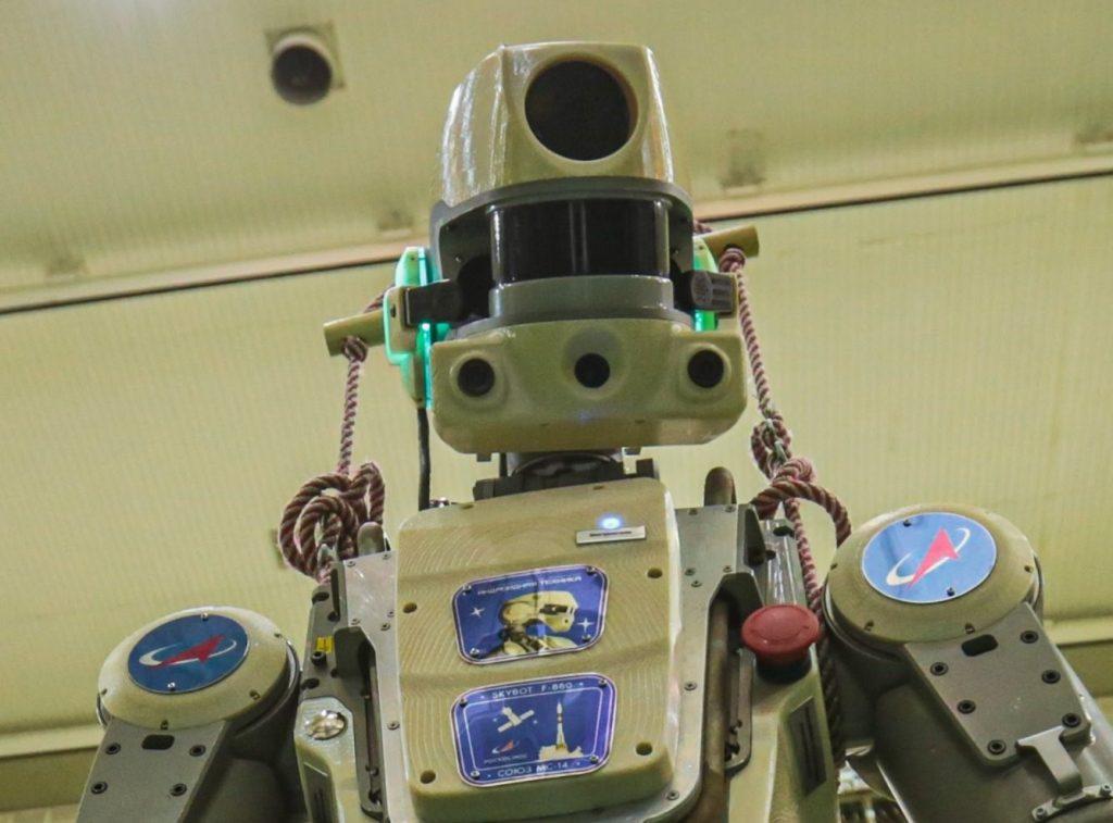 Представитель РКК «Энергия» рассказал, почему робот «Федор» не попал на МКС: видео | CityTraffic