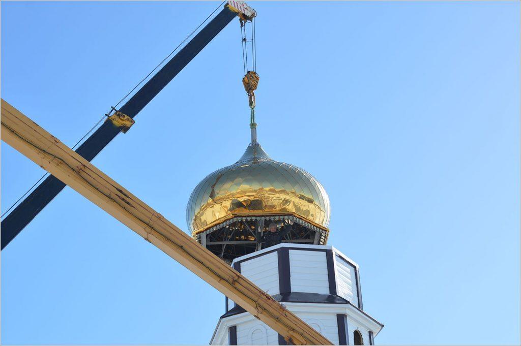 В Куйбышевском районе Самары  вместо спорткомплекса появится храм | CityTraffic