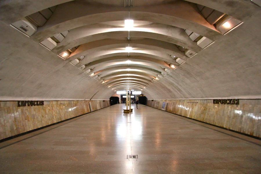 В Самаре ремонт станции метро «Кировская» закончат в 2020 году | CityTraffic