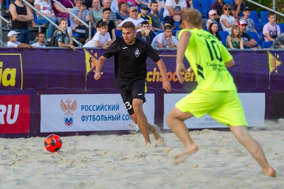 Стала известна программа чемпионата России по пляжному футболу в Самаре | CityTraffic