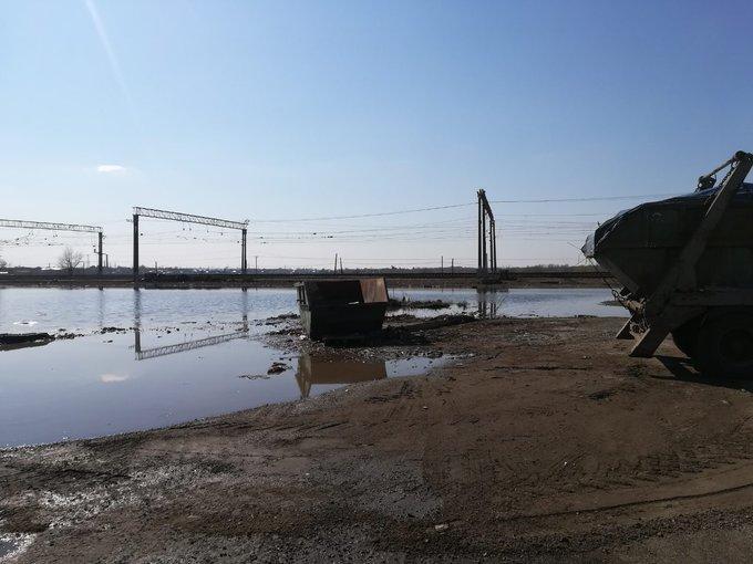 Строительный мусор с территории Самарского речного порта вывезут за 1,4млн рублей | CityTraffic