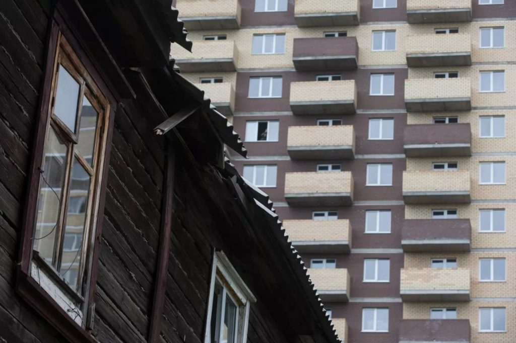 В Самаре расселят горожан, проживающих на 10 тысячах кв. метров аварийного жилья | CityTraffic