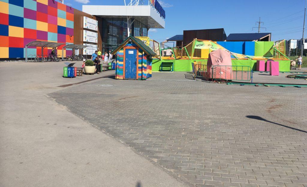 Следствие считает, что в отношении сотрудника фирмы, батут которой опрокинулся с детьми в Тольятти, нужно прекратить уголовное дело: видео | CityTraffic