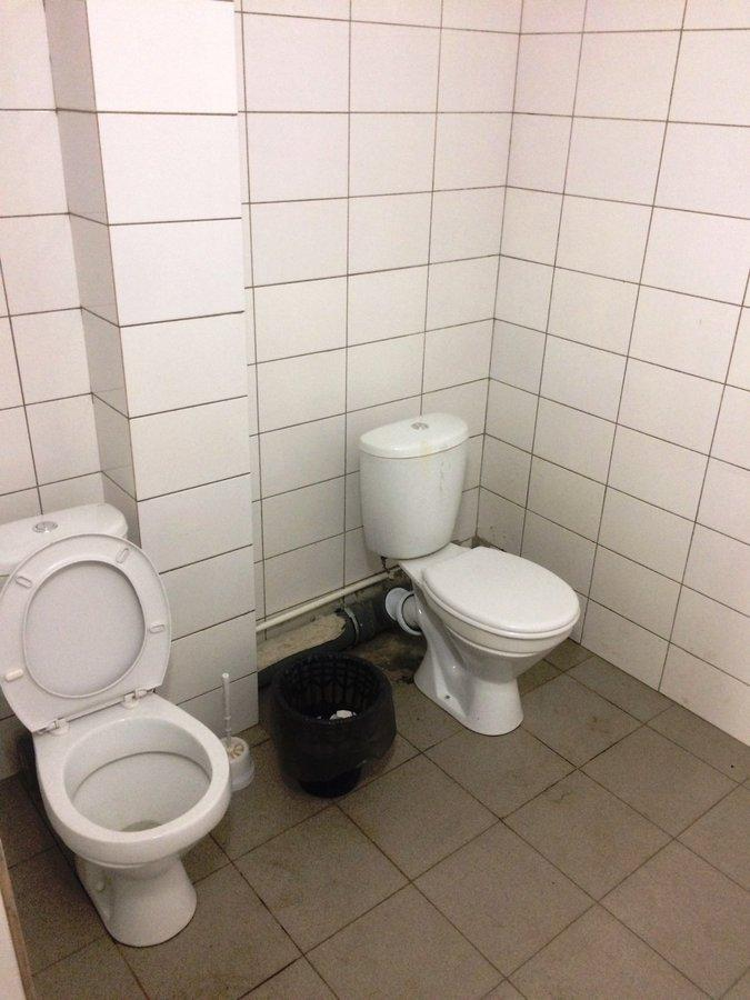 Жители Самары рассказали о туалетах без перегородок в здании, где разместились Железнодорожный и Ленинский райсуды | CityTraffic