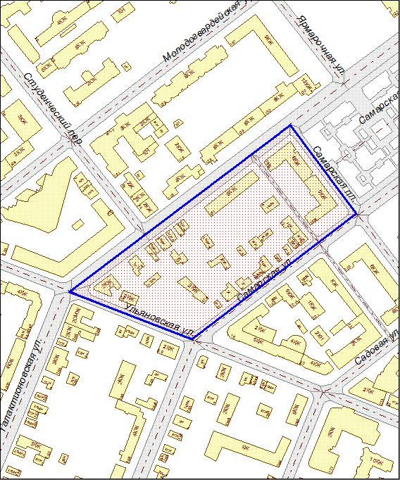 В Самаре «Трансгрузу» разрешили сделать проект планировки участка в историческом центре | CityTraffic