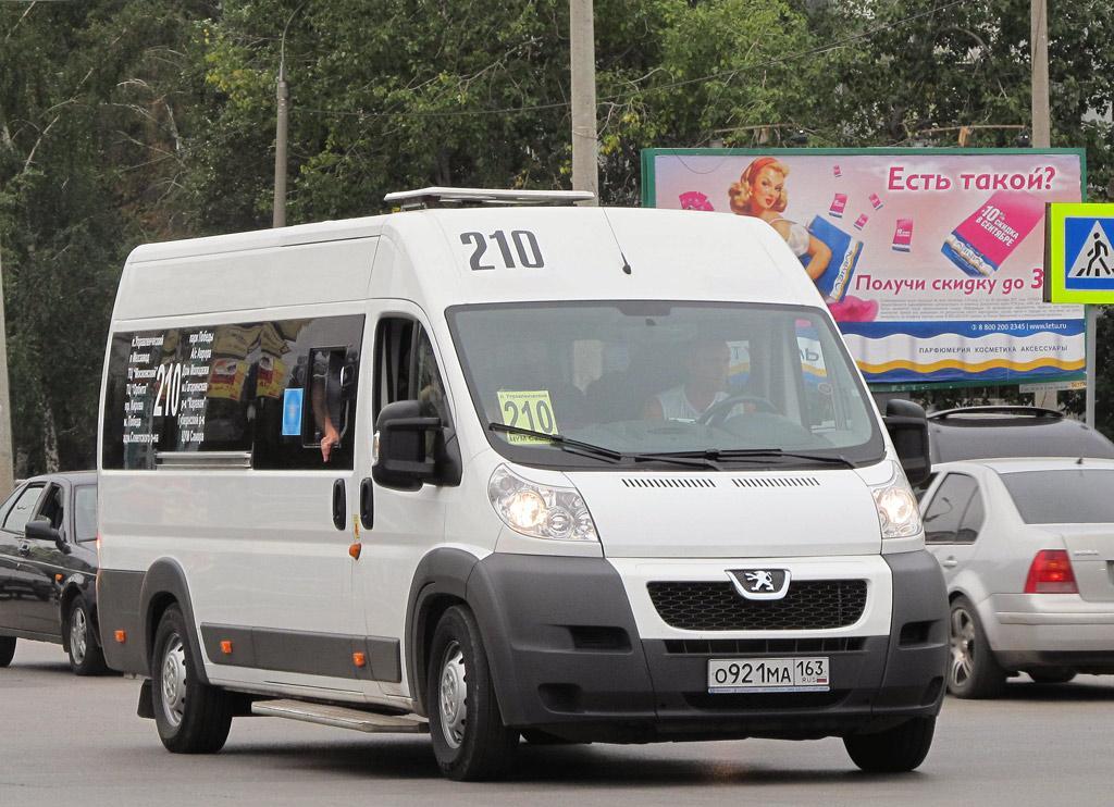 В Самаре вновь не состоялись торги по поиску перевозчика на 210 маршрут