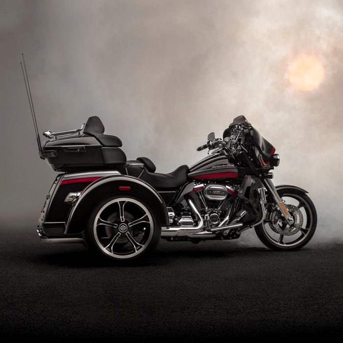 Harley-Davidson привезёт в РФ элитарный трёхколёсный мотоцикл | CityTraffic