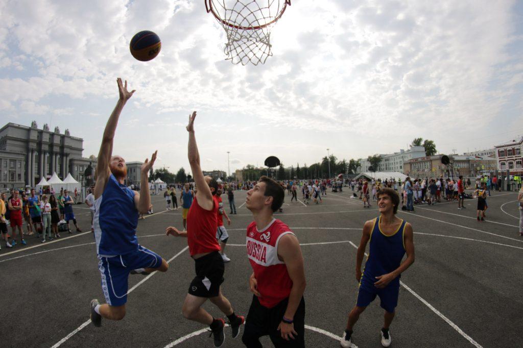 На баскетбольном турнире «Samara Open» выступит Noize MC   CityTraffic