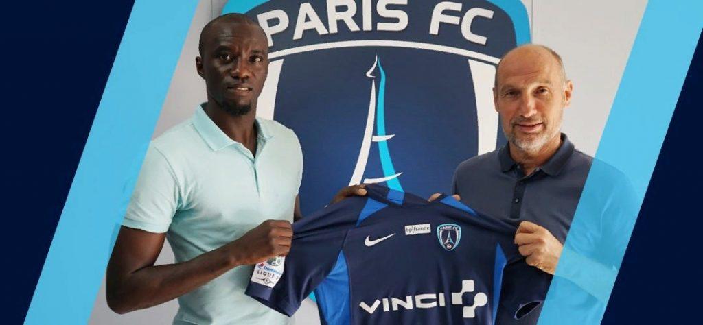 Бывший футболист ФК «Крылья Советов» Мохаммед Рабиу теперь будет играть за «Париж» | CityTraffic
