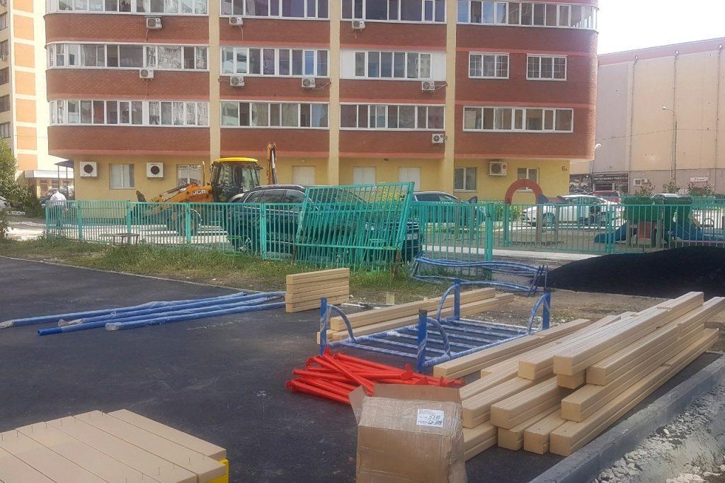 В Промышленном районе Самары до начала учебного года закончат ремонт дворовых территорий | CityTraffic