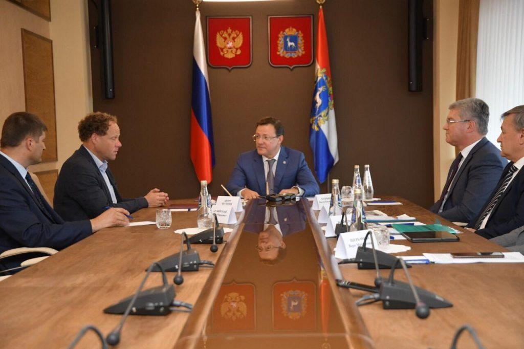 В строительство животноводческих ферм в Самарской области вложат 12 млрд рублей | CityTraffic