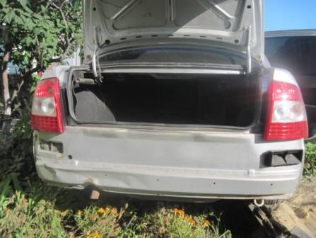 Житель Сызрани угнал автомобиль, попал на нем в ДТП и скрылся   CityTraffic