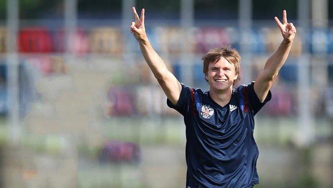 В «Крылья Советов» может перейти игрок португальского клуба «Бенфики» Виталий Лысцов | CityTraffic