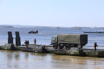 В Самарской области  начались военно-полевые учения  подразделений Вооруженных Сил РФ | CityTraffic