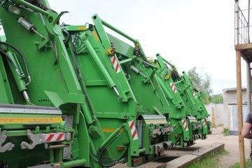 Министерство ЖКХ Самарской области намерено приобрести в лизинг мусоровозы за 6,2 млрд рублей | CityTraffic