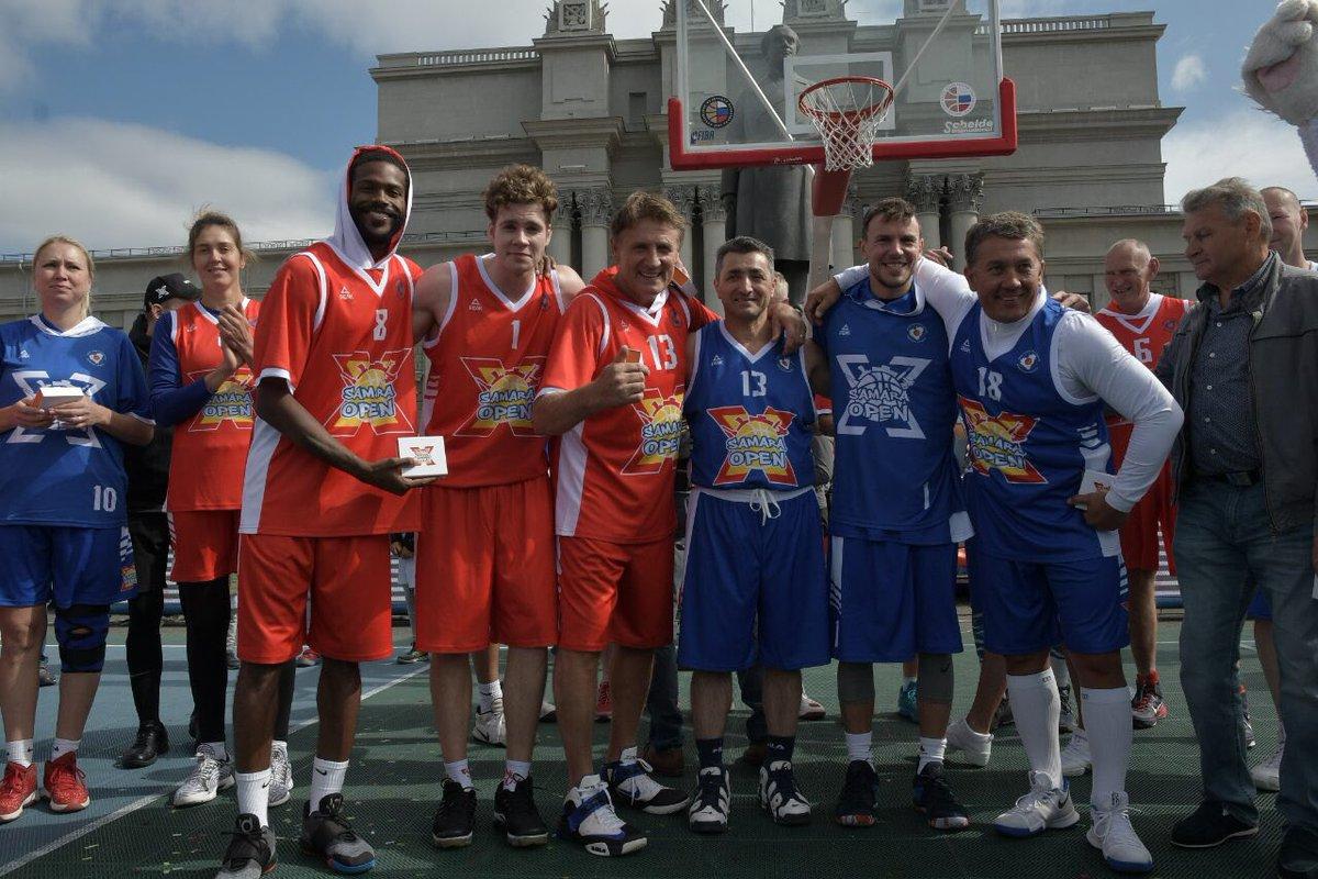 Самарский турнир по баскетболу Samara Open вышел на международный уровень