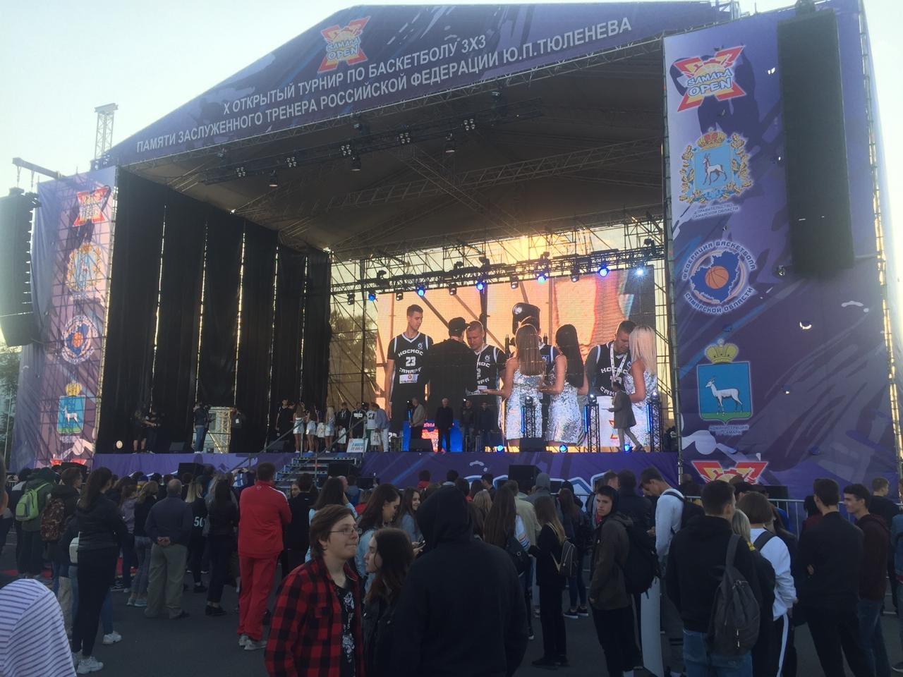 """В Самаре завершился """"турнир победителей"""" Samara Open"""