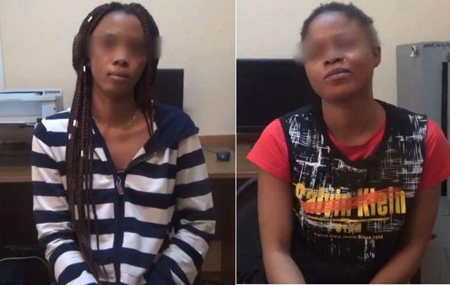 Двух секс-работниц из Африки задержали полицейские Подмосковья под видом клиентов: видео | CityTraffic