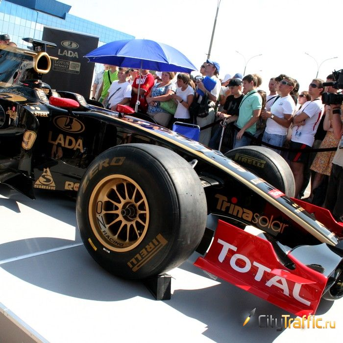 Стало известно, сколько стоит жителю Самары или Тольятти посетить гонку Формулы 1 | CityTraffic