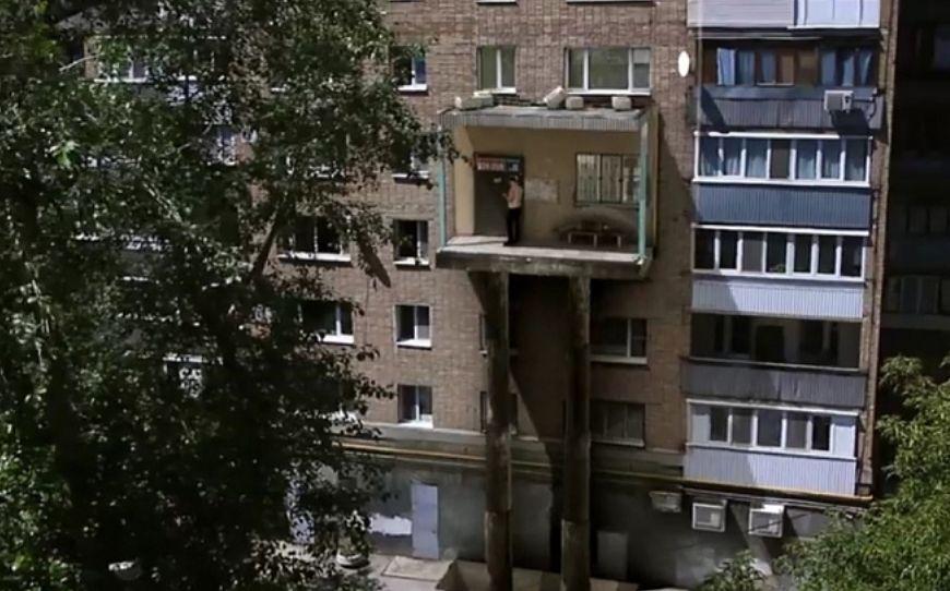 Самарский Илон Маск показал, как выглядел бы лифт не внутри многоэтажки, а снаружи: видео | CityTraffic