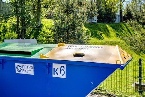 На устройство новых контейнеров муниципалитеты Самарской области получили 100 млн рублей   CityTraffic