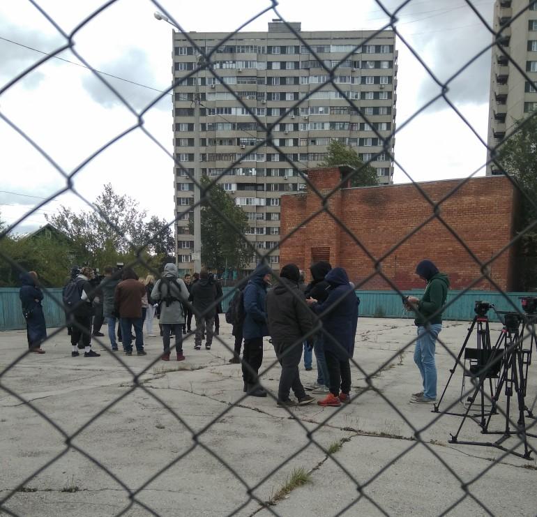 Съемки выпуска «Битвы экстрасенсов» в Тольятти вызвали бурный интерес горожан   CityTraffic