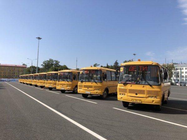 Самарская область получит дополнительно 38 автомобилей Скорой помощи и 25 школьных автобусов | CityTraffic