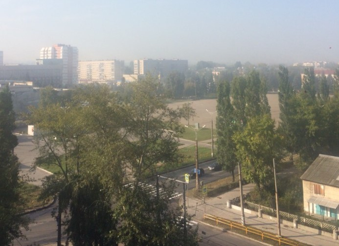 Жители Тольятти задыхались от смога, но, по данным администрации города, превышений ПДК не было: видео | CityTraffic