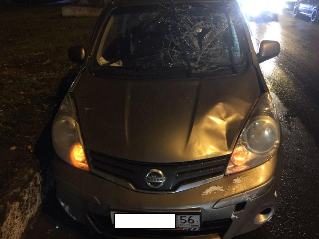 В Самаре женщина-водитель на машине с номерами Оренбургской области сбила пешехода | CityTraffic
