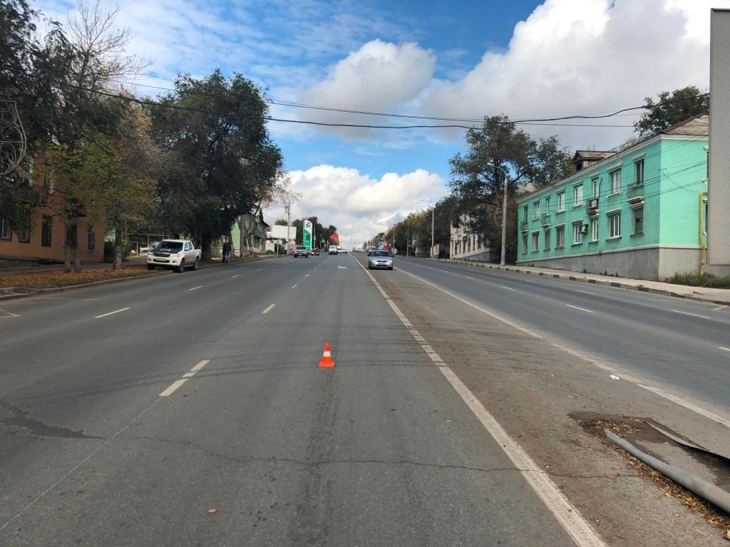 В Самаре водитель «Фиата» сбил 17-летнюю девушку | CityTraffic