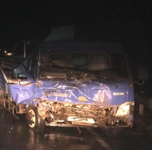 В Самарской области два человека погибли в результате столкновения вазовской легковушки и фургона | CityTraffic