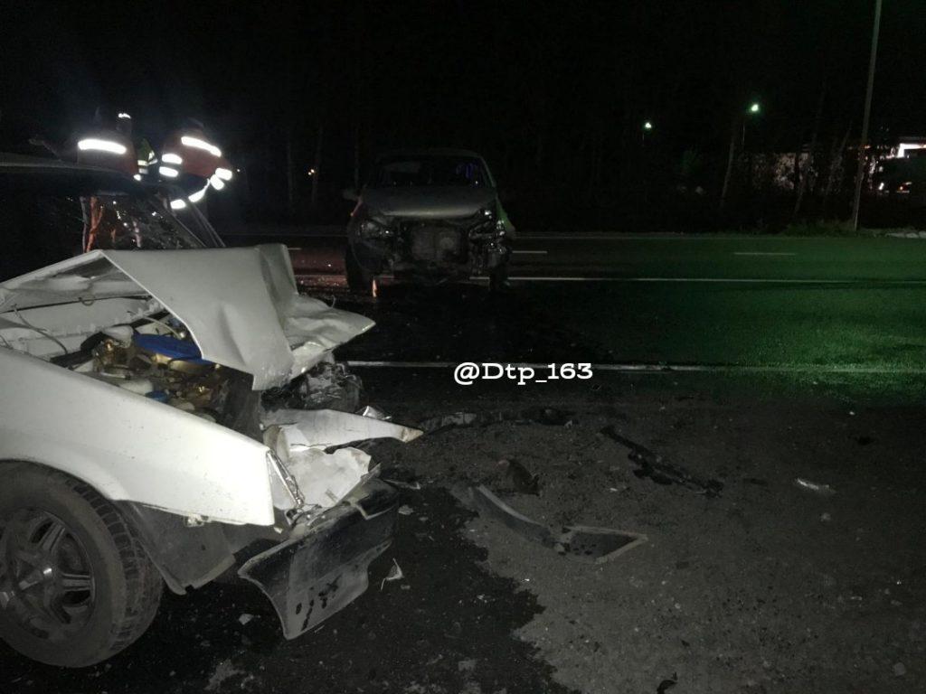 Разбиты 3 машины, 2 человека пострадали: на трассе М-5 женщина-водитель неудачно совершила обгон | CityTraffic