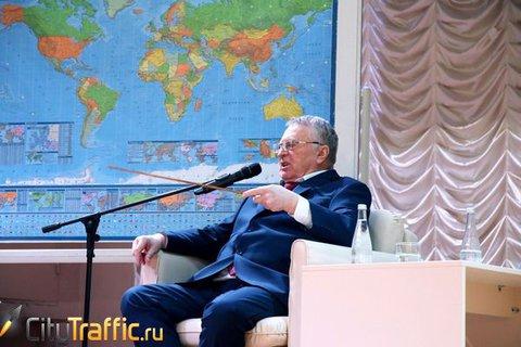 Владимир Жириновский предлагает возбудить уголовное дело против президента Украины Владимира Зеленского | CityTraffic