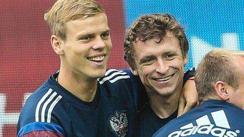 Футболисты-дебоширы Кокорин и Мамаев выйдут на свободу раньше срока | CityTraffic