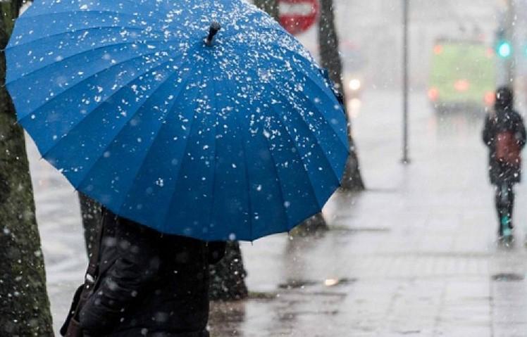 В Самарской области рабочая неделя начнется с мокрого снега | CityTraffic