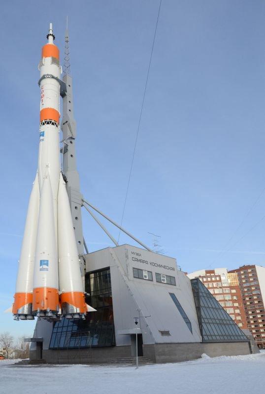 Планетарий рядом с музеем «Самара космическая» построят на средства инвестора | CityTraffic