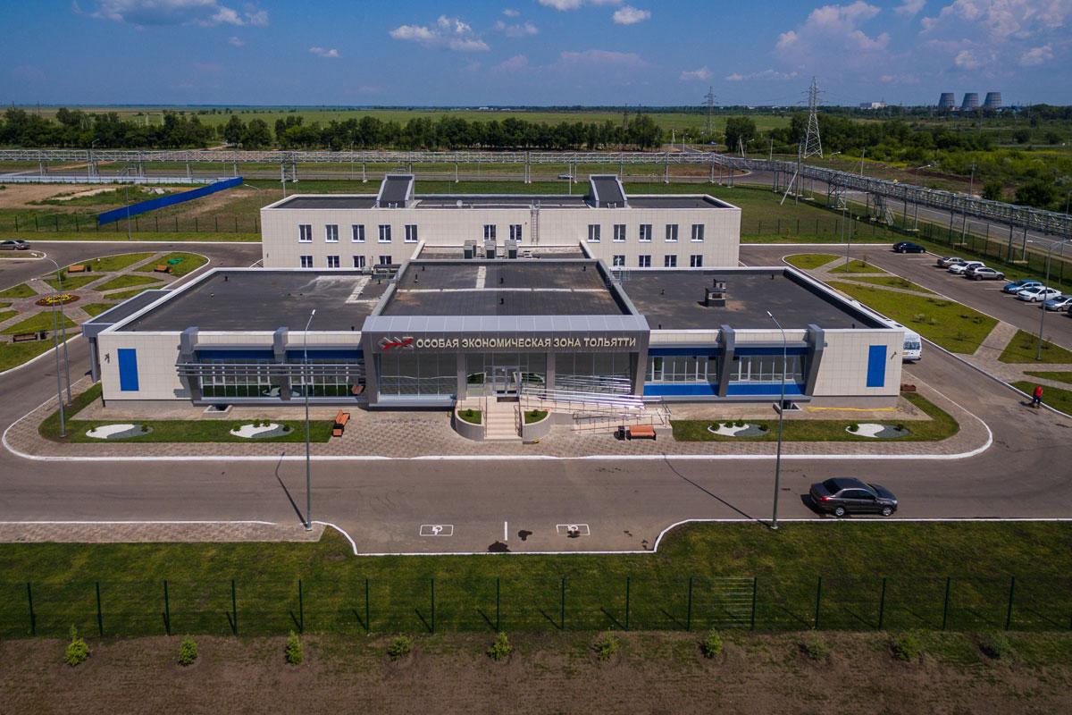 На заводе по производству противопожарных дверей вОЭЗ «Тольятти» будет создано почти 1500 рабочих мест