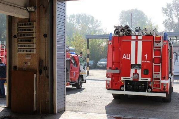 На содержание  здания пожарной части в Самаре выделили 1,1 млн рублей | CityTraffic