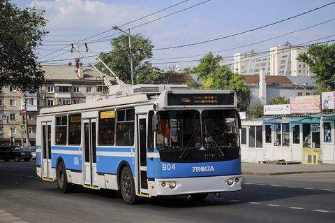 В Самаре запуск троллейбусов №6 перенесли на октябрь | CityTraffic