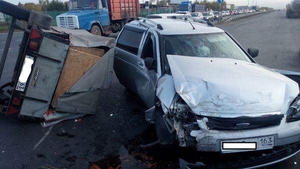 В Чапаевске при пожаре в квартире погибли двое детей | CityTraffic