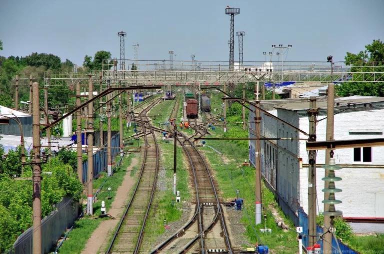 В Кировском районе Самары хотят построить железнодорожные пути | CityTraffic