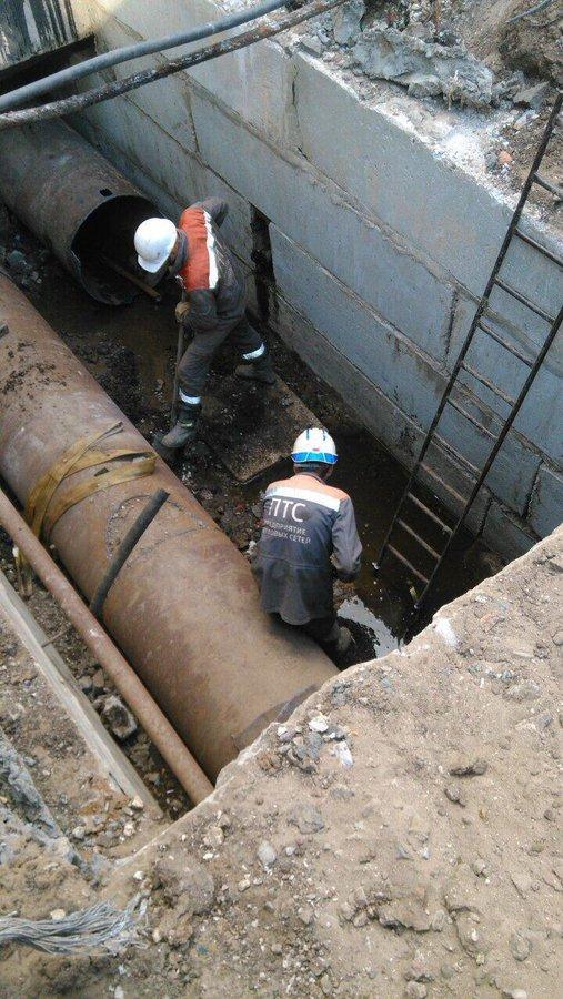 Из-за подключения новой трубы на Ташкентской без  горячей воды останется несколько домов в Самаре | CityTraffic