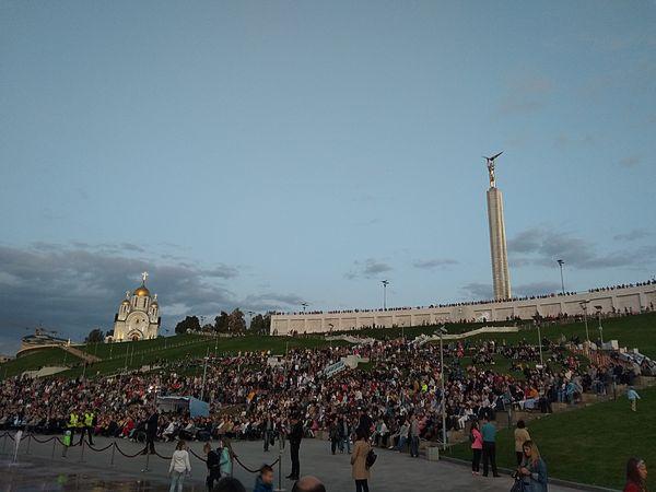 Джаз нужно играть именно над Волгой: в Самаре стартовал фестиваль под открытым небом   CityTraffic