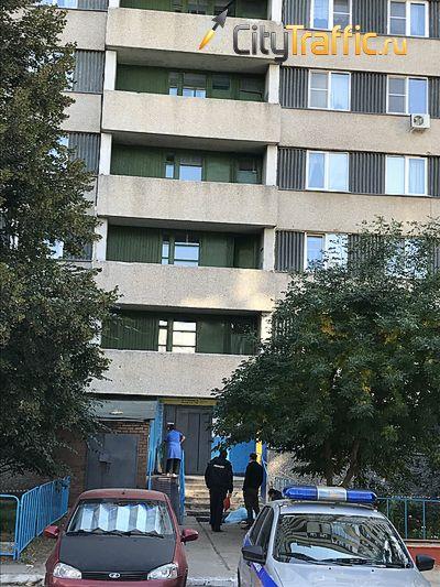 В Тольятти с балкона 16-этажного дома упал мужчина | CityTraffic
